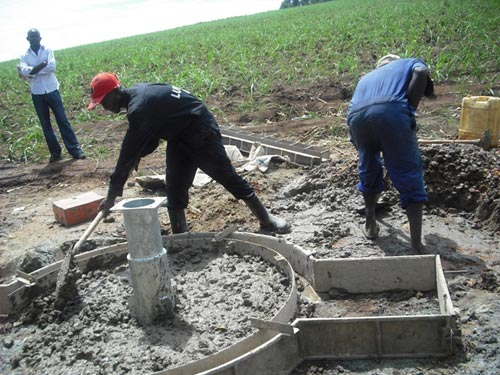 Bore Hole Construction